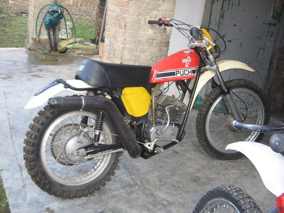 1974 Puch Mc125