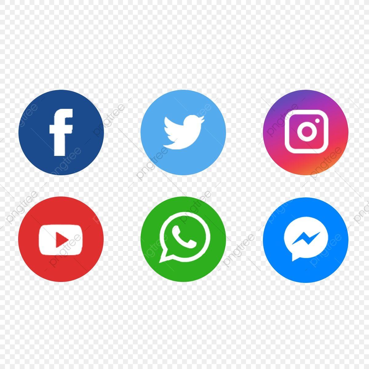 أيقونات وسائل التواصل الاجتماعي وسائل التواصل الاجتماعي المرسومة وسائل التواصل الاجتماعي شعار وسائل التواصل الاجتماعي Png وملف Psd للتحميل مجانا Social Media Logos Social Media Icons Free Facebook And Instagram Logo