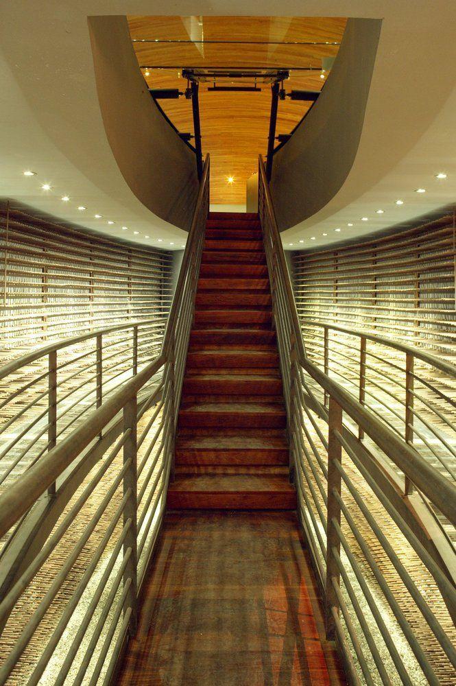 Galería de Proyecto Iluminación u2013 Bodega Clos Apalta Viña Casa Lapostolle / LLD - Limarí Lighting Design - 3 & Galería de Proyecto Iluminación: u2013 Bodega Clos Apalta Viña Casa ... azcodes.com