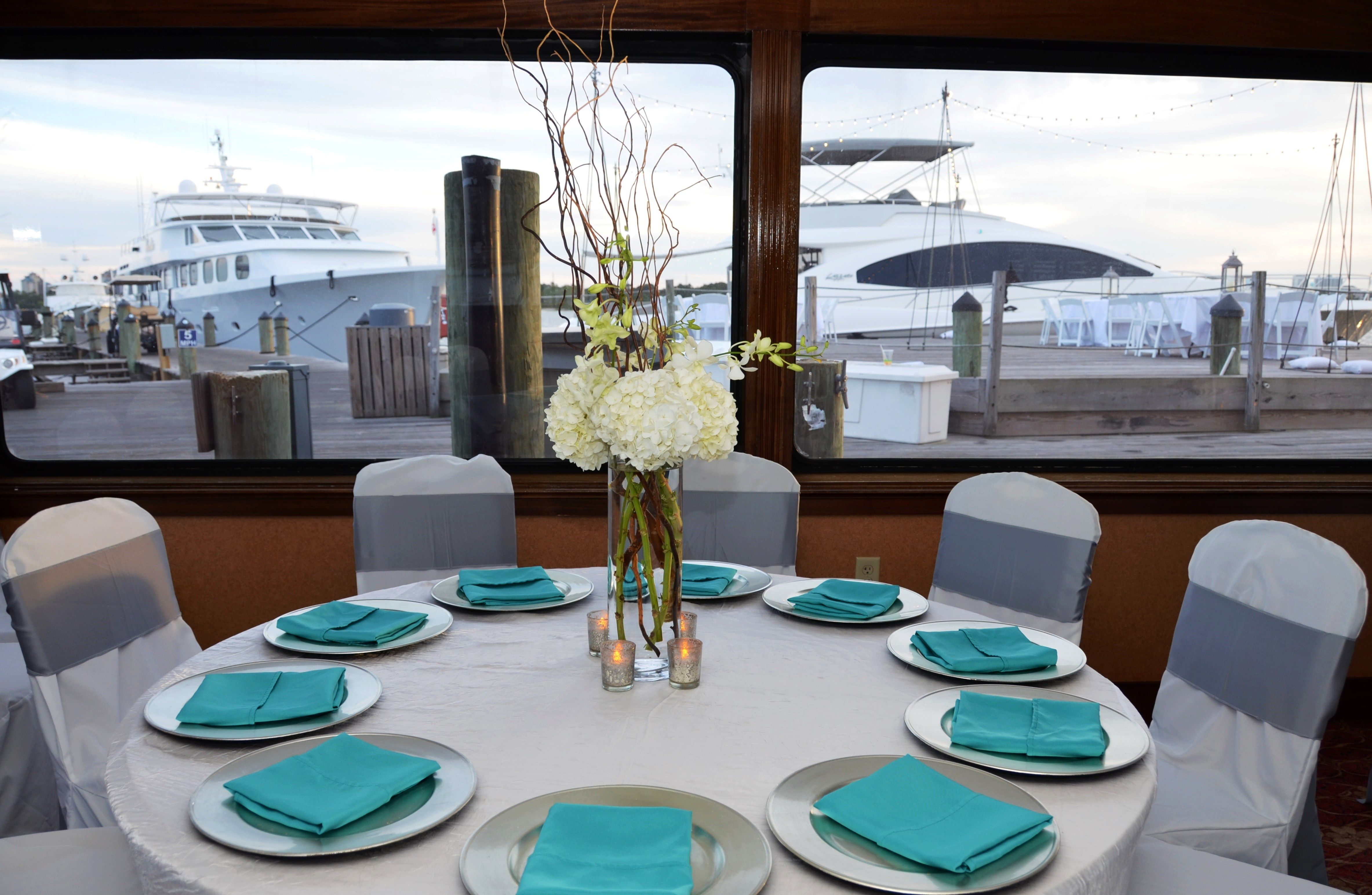 Our Wedding Planners Discuss The Hottest Trends For 2014 How They Transcend Into Amazing Destin Weddings On SOLARIS Yacht