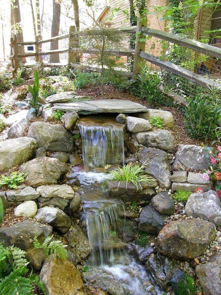 28+ Inspiring Outdoor Water Fountains Ideas For Garden ...