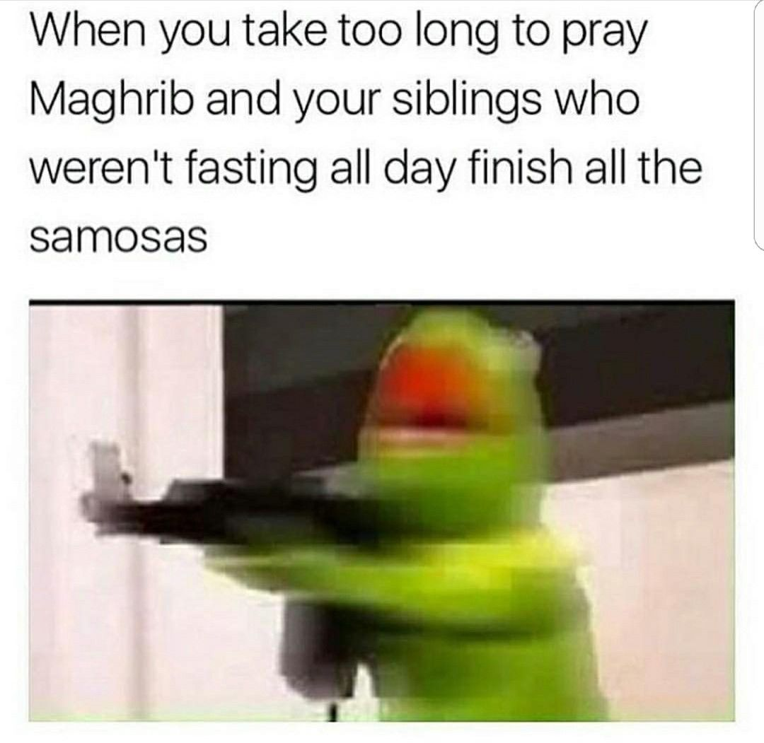 Lmao i never realized how many ramadan memes there were progress