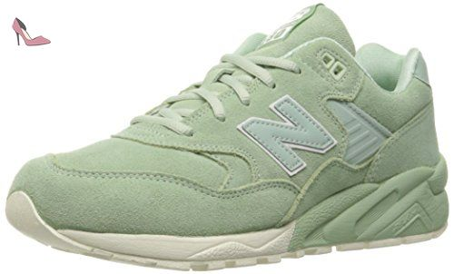 410, Baskets Basses Mixte Adulte, Multicolore (Grey/Blue), 38.5 EUNew Balance