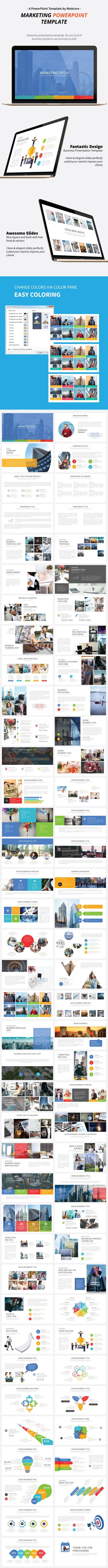 marketing pitch presentation fonts logos icons pinterest