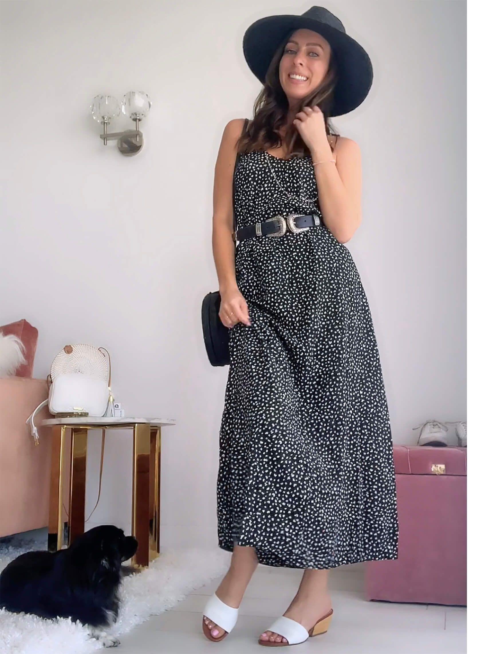 5 Ways To Wear A Maxi Dress For Summer 2020 Sydne Style Maxi Dress Dresses Summer Dresses [ 2283 x 1680 Pixel ]