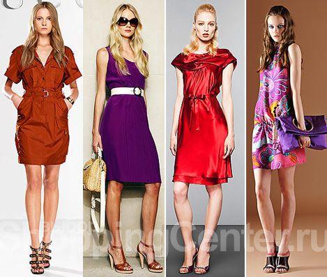Платья. Модная одежда. Мода Зима 2015. Женская одежда ...