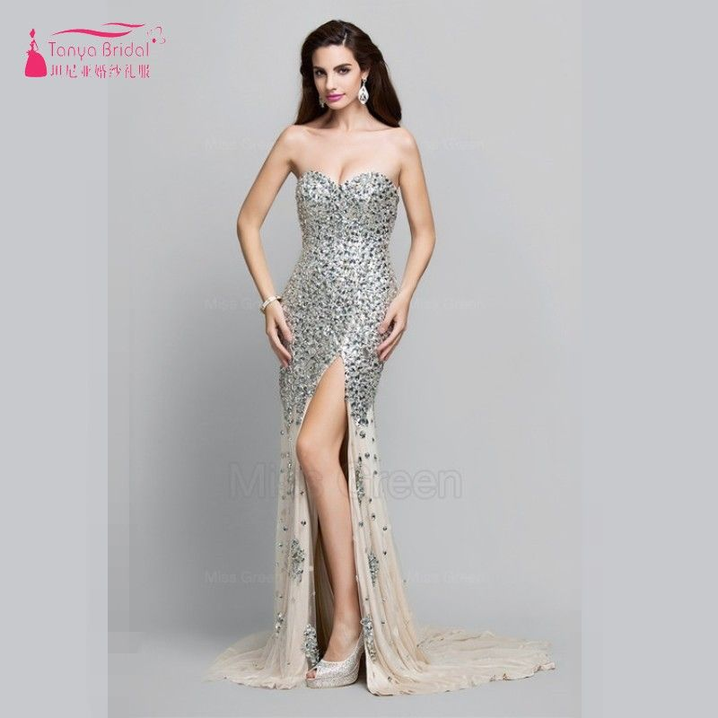 66e03e1ea0f82 Find More Prom Dresses Information about Mermaid Long Prom Dress ...