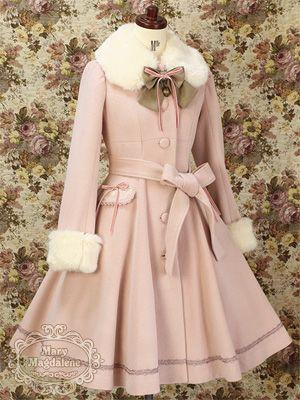 Mary Magdalene coat