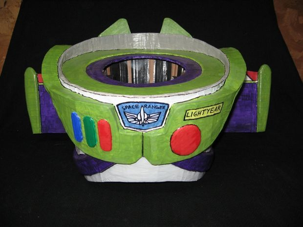 Buzz lightyear and woody costumes buzz lightyear costume buzz buzz light year costume youll be amazed at the creative use of household pronofoot35fo Gallery