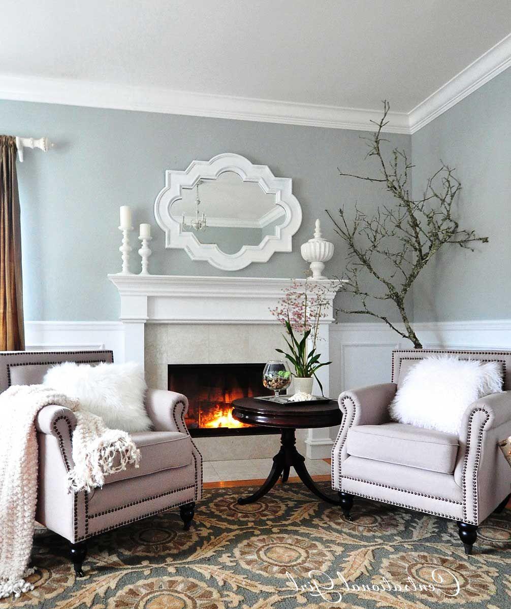 Living Room For Winter