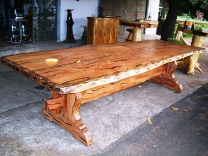 muebles rusticos de madera para baños - Buscar con Google  muebles  Pintere...