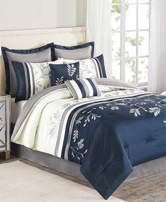 Camden 8 Piece Comforter Sets | Hints for my Husband ;-) | Pinterest ...