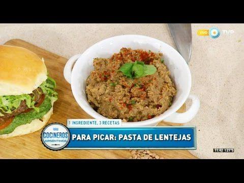 Cocineros Argentinos 2015 Recetas Saludables Recetas De Comida Lentejas