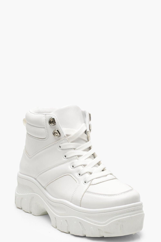 Boohoo UK   High top sneakers