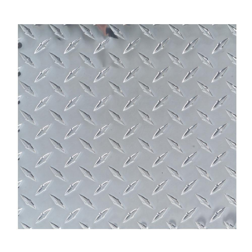 M D Building Products 1 Ft X 1 Ft Diamond Tred Aluminum Sheet Heavy Weight 57575 Aluminium Sheet Aluminum Sheet Metal Expanded Metal