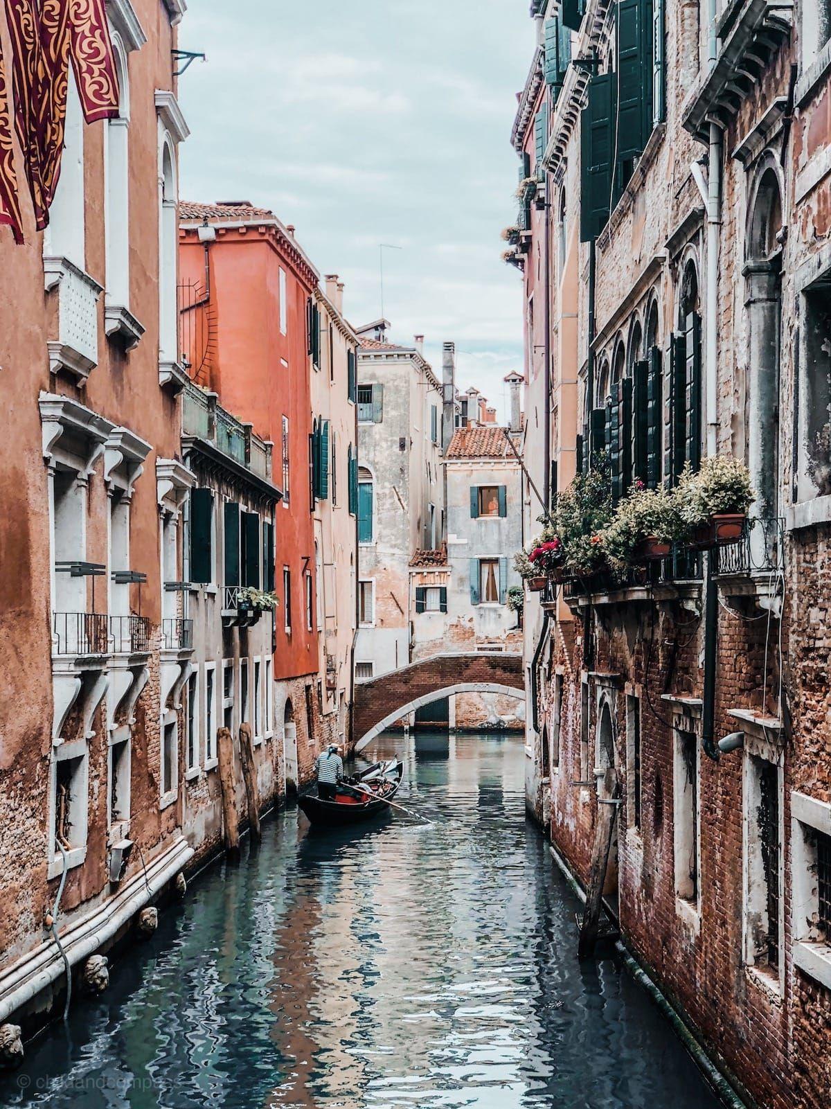 Die schönsten Brücken in Venedig ⋆ Child & Compass #aroundtheworldtrips