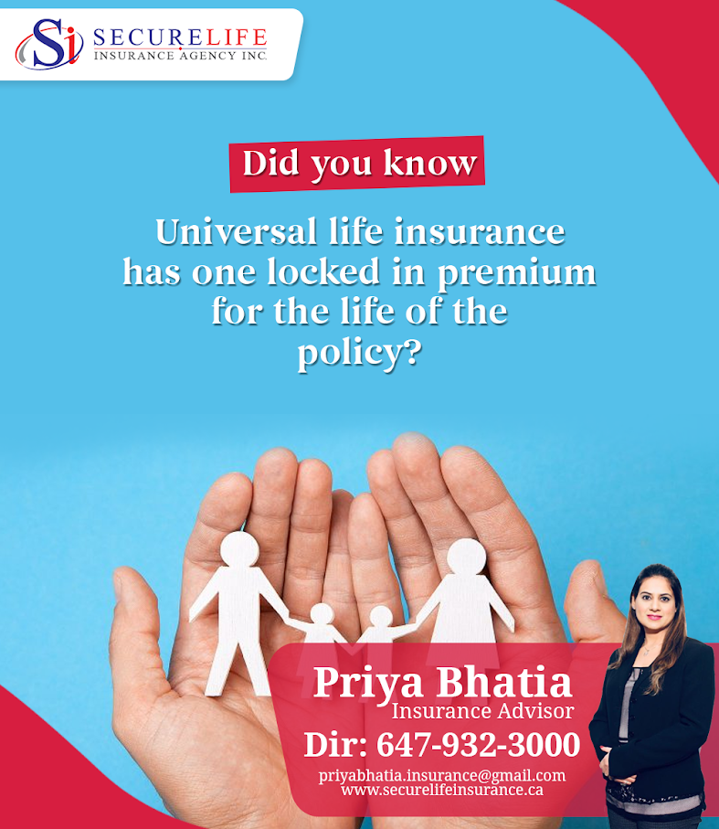 Did You Know that Universal Life Insurance has One Locked ...