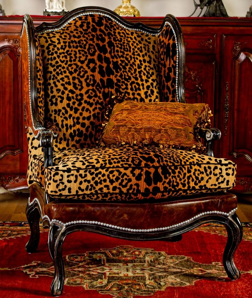 leopard furniture - Google Search | Leopard Print Everything ... on leopard print living room furniture, leopard chair, beauty furniture home, paisley furniture home, leopard reclining sofa, leopard print furniture and accessories, zebra furniture home, leopard print retro furniture, animal print for the home, beach furniture home,