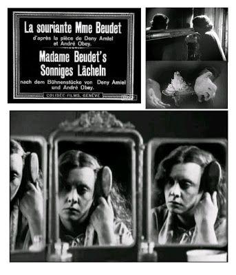 La souriante Madame Beudet Poster////La souriante Madame Beudet Movie Poster////Movi