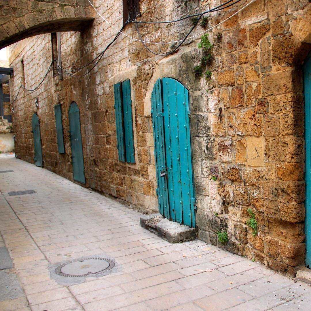 The old city of Akko is so beautiful!