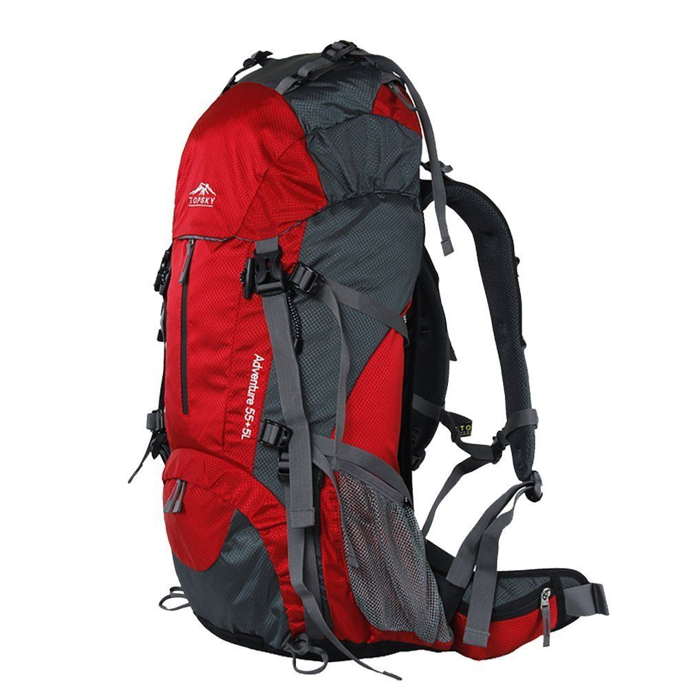 Topsky 50L 60L Large Hiking Camping Backpacking Backpack Outdoor ...
