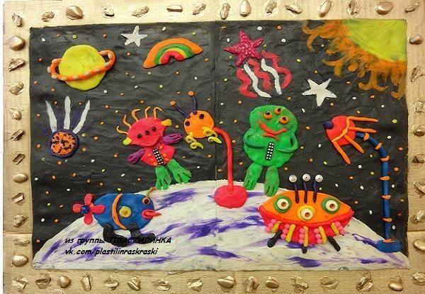 Фотографии ПЛАСТИЛИНКА Лепка и раскраски для детей ...