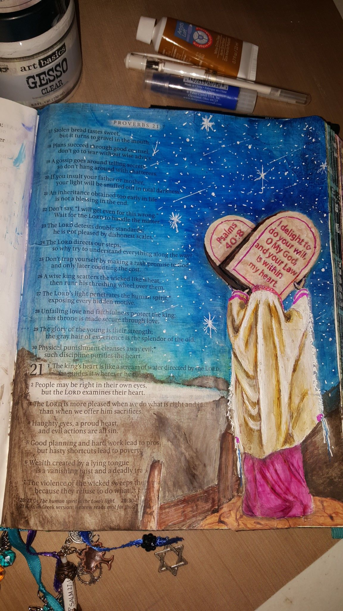 Pin On The Arsty Hebrew Bible Journaling