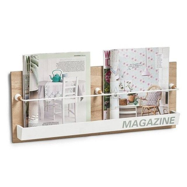 Magazine Mural En Déco Nordic Double - Porte magazine