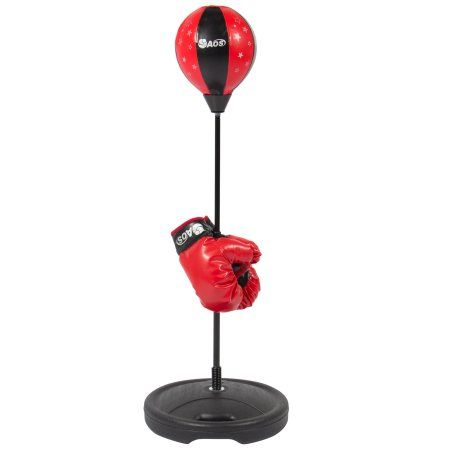 Cyrus Desktop Punching Bag Stress Buster Ball Stress Relief Toys With Pump For O