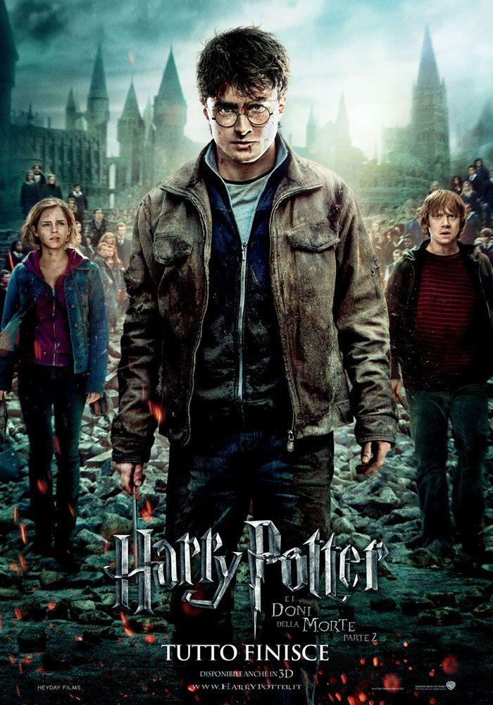 Harry Potter E I Doni Della Morte Parte  Harrypotter Hp