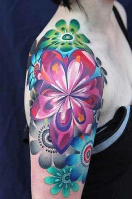 loves it | tattoo | pinterest | tattoos, tattoo designs and flower