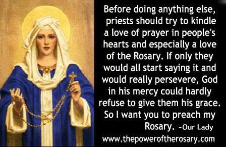 Power Of The Rosary On Catholic Prayers Rosary Catholic Faith