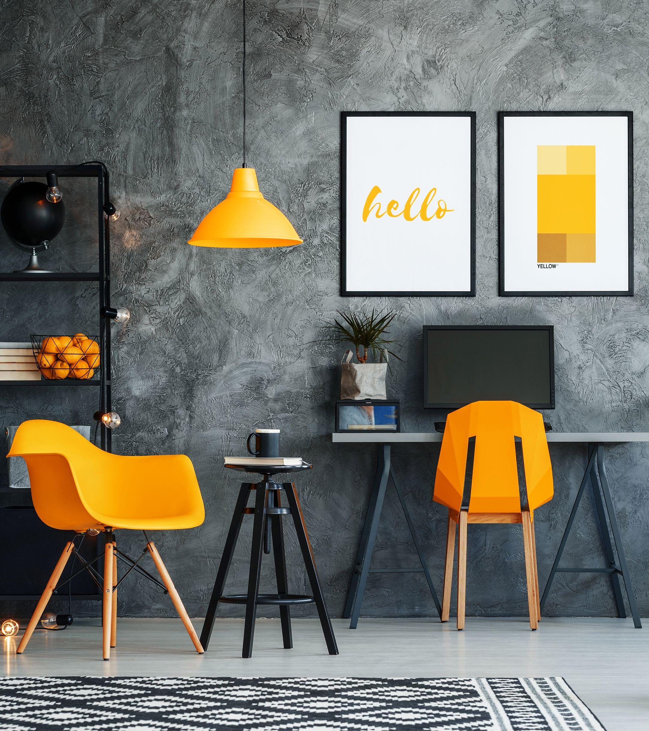 Aksen Warna Kuning Termasuk Warna Dasar Itulah Mengapa Mayoritas Rumah Memilih Warna Dasar Sebagai Warna Dinding Mereka Agar Terkesan Netral Dan Dapat Dipadu