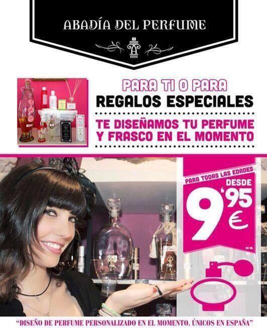 La calidad y el diseño no está reñida con el precio. Si no vives en #madrid tb puedes diseñarte tu propio #perfume sólo con un simple cuestionario. #verano #rebajas #shopping #belleza #mujer #hombre #compras #regalos