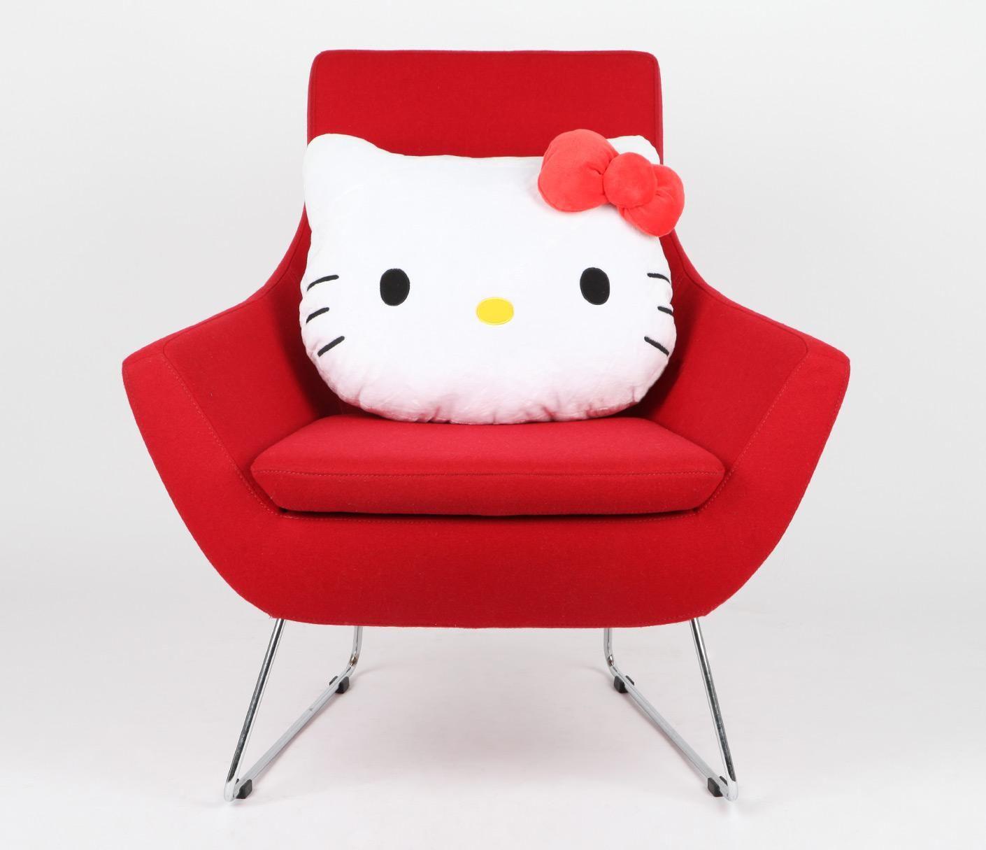 funinterior hellokitty character cushion allerlei pinterest kissen und n hen. Black Bedroom Furniture Sets. Home Design Ideas