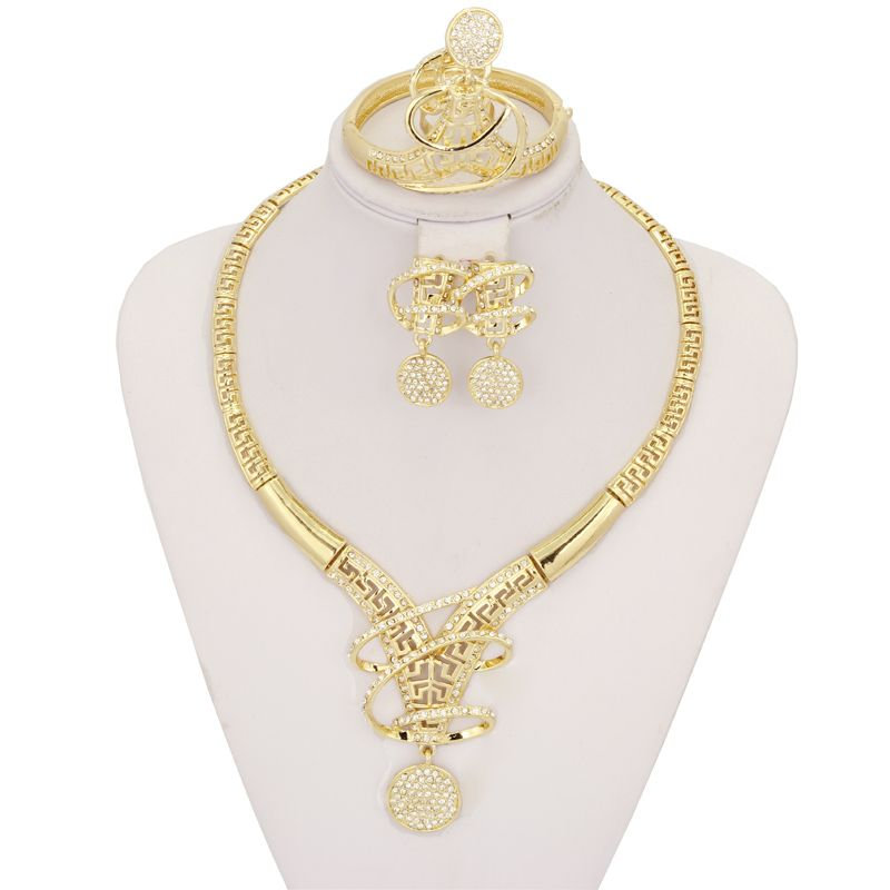 Find more jewelry sets information about cz fashion creative crystal find more jewelry sets information about cz fashion creative crystal pendants necklaces cute earrings ring bracelet aloadofball Choice Image