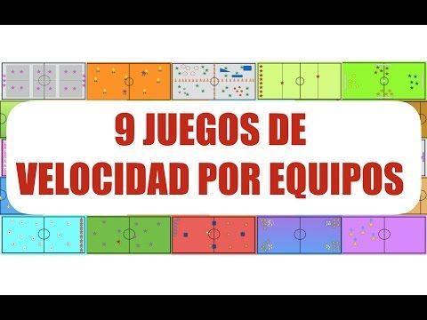 Velocidad Equipos Educacion Fisica Juegos Juegos Para Niños Juegos De Motricidad