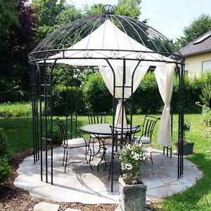 Pavillon Garten.Eisenpavillon Gartenpavillon Rosenpavillon Metallpavillon