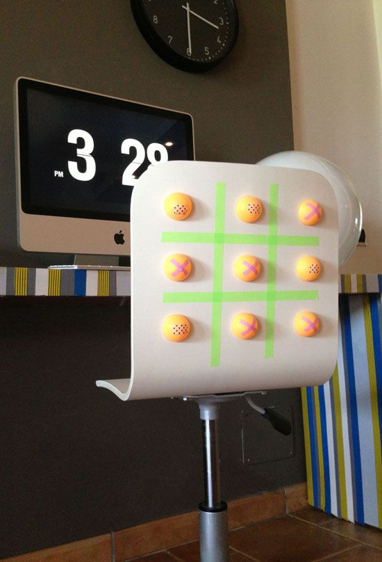 Ikea Jules Chair High Table And Chairs For Kitchen Mommo Design Hack Play Into Tic Tac Toe