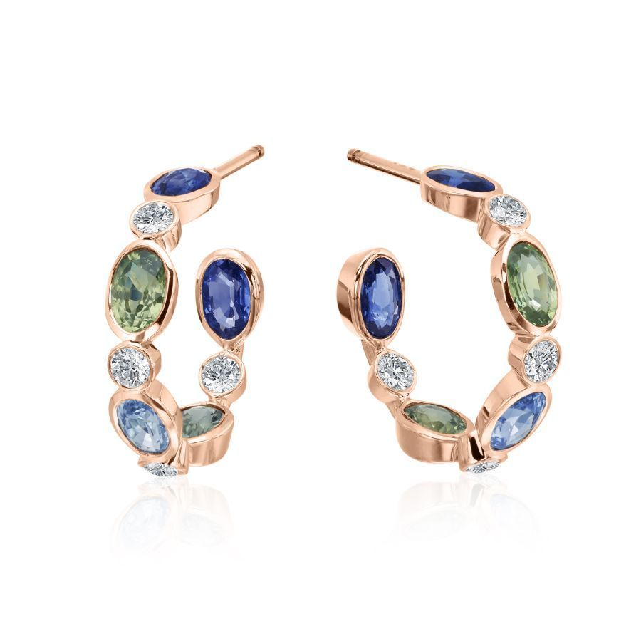 Jewelry Gallery · Hoop Earrings