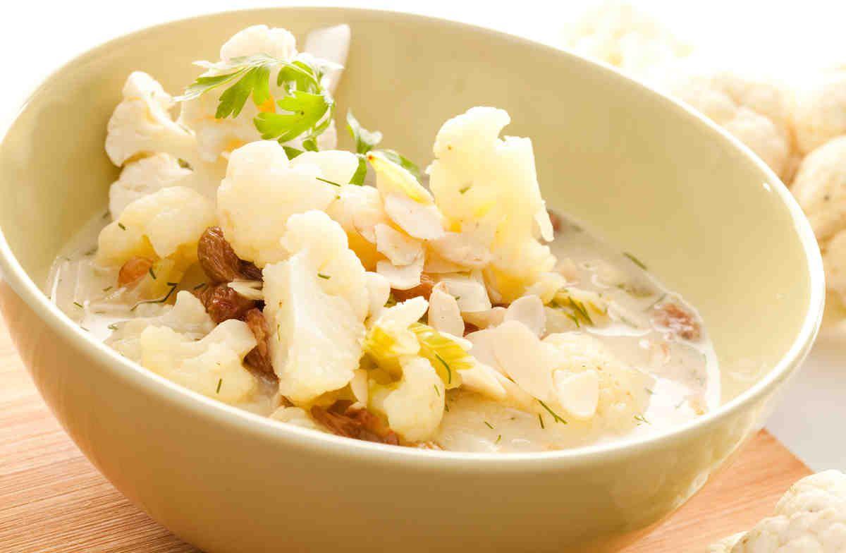 Zupa kalafiorowa #smacznastrona #przepisytesco #zupa #kalafiorowa #kalafior #obiad #mniam