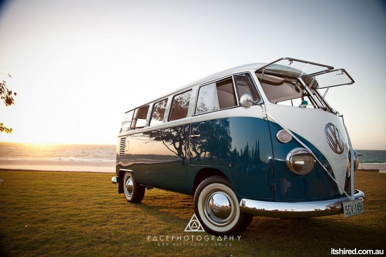 Volkswagen Kombi Wedding Car Hire Perth Kuste Kombis