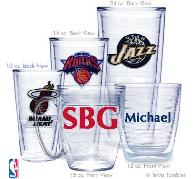 Design Your Own Nba Personalized Tervis Tumblers Nba Pinterest
