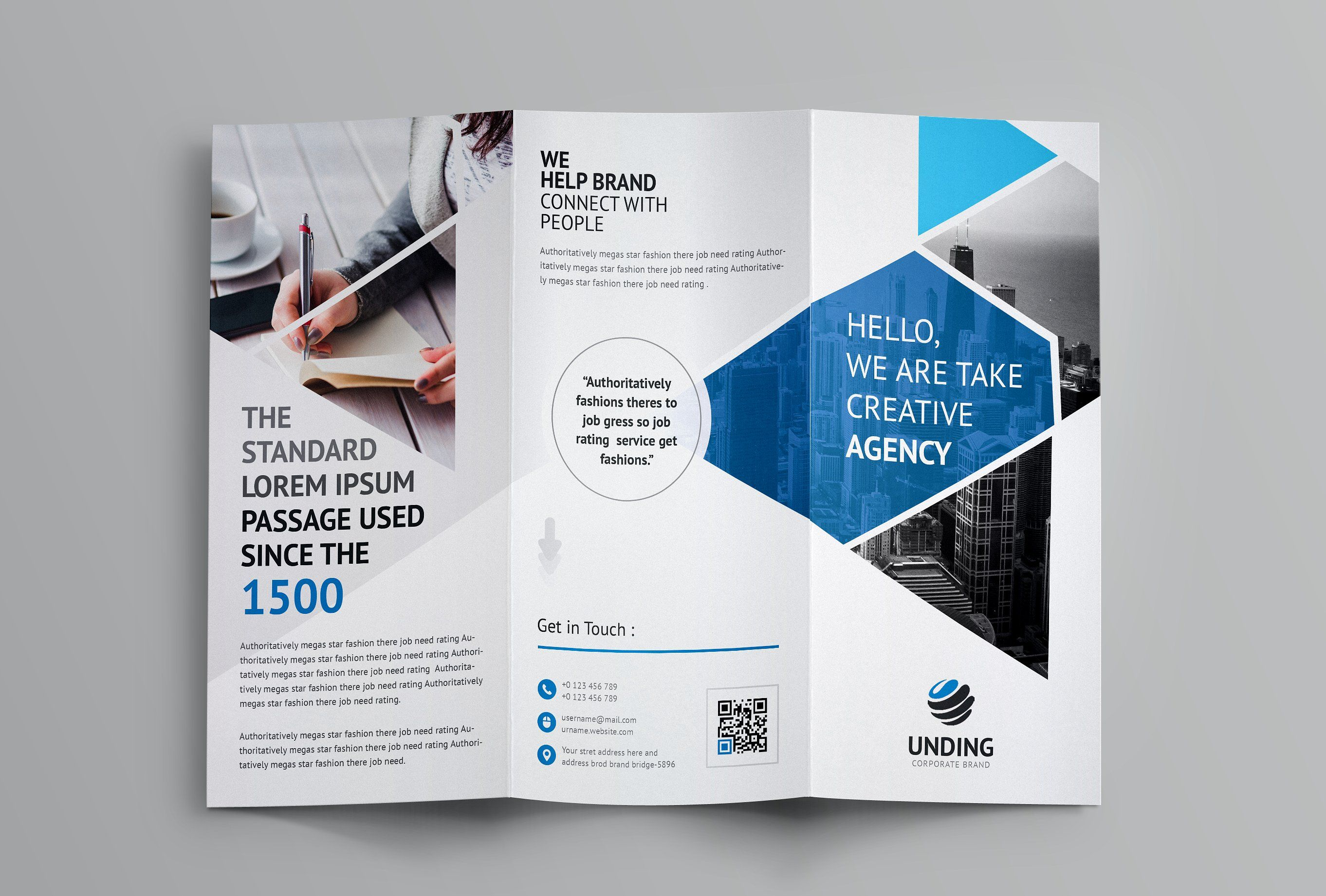 Tri Fold Brochure Trifold Brochure Template Brochure Template Trifold Brochure Template for tri fold brochure