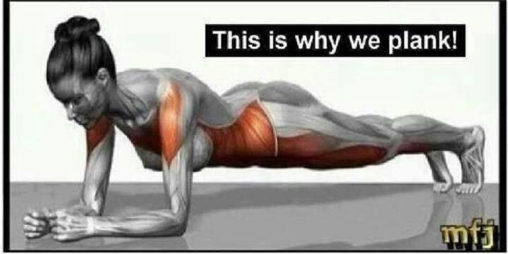 The 30 Day Plank Challenge will send your core strength through the roof! Yes, all you have to do is HOLD this position, nothing else! It looks pretty easy, but it isn't!Day 1 - 20 secondsDay 2 - 20 secondsDay 3 - 30 secondsDay 4 - 30 secondsDay 5 - 40 secondsDay 6 - RESTDay 7 - 45 secondsDay 8 - 45 secondsDay 9 - 60 secondsDay 10 - 60 secondsDay 11 - 60 secondsDay 12 - 90 secondsDay 13 - RESTDay 14 - 90 secondsDay 15 - 90 secondsDay 16 - 120 secondsDay 17 - 120 secondsDay 18 - 150…