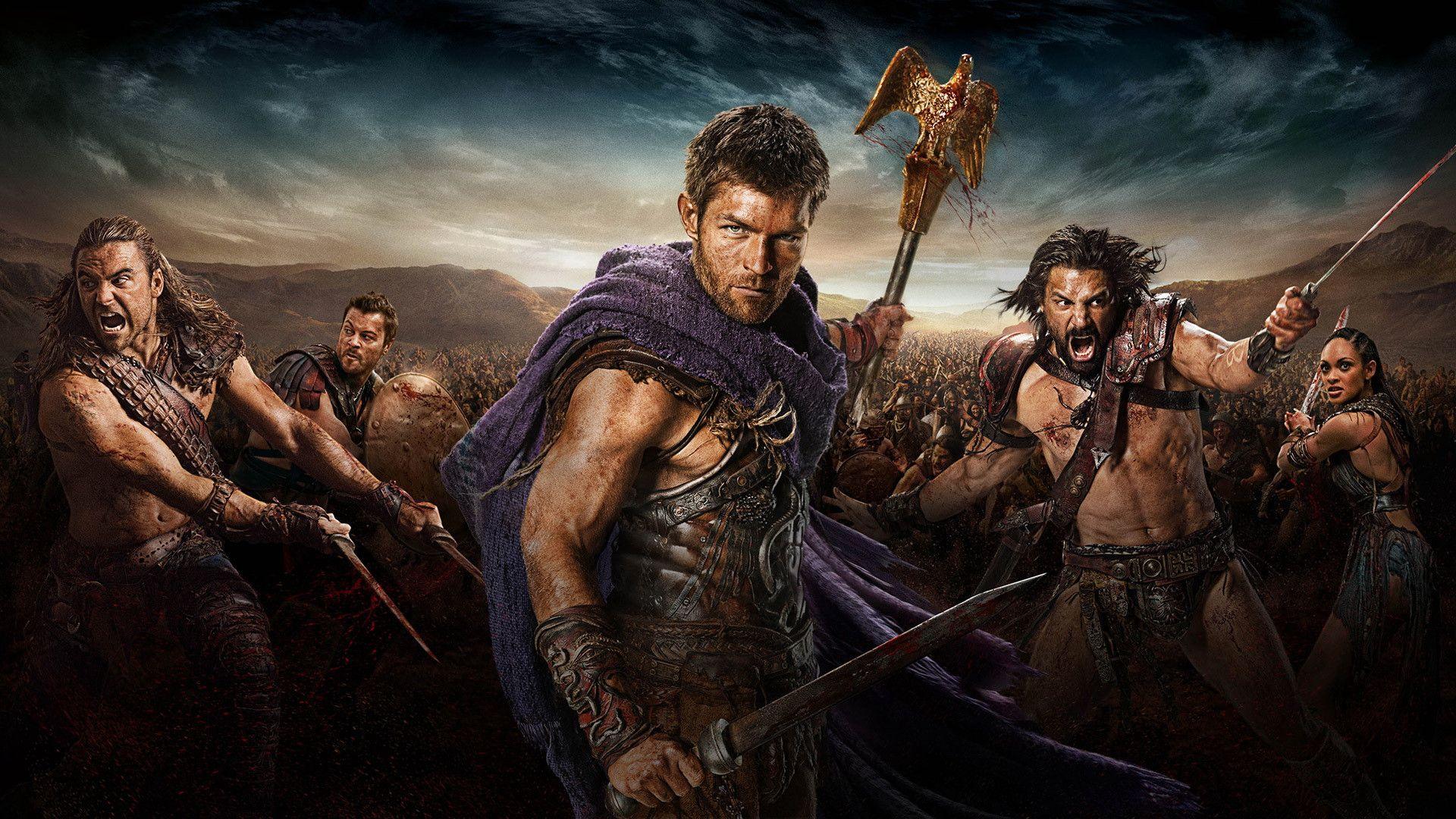 spartacus free movie