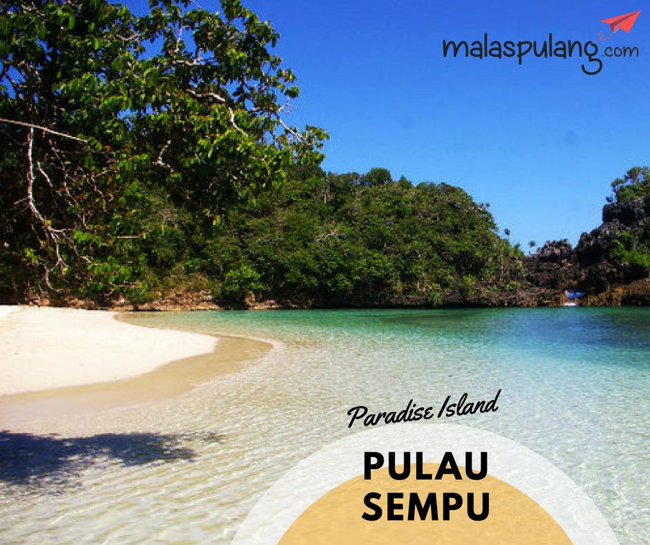 Pulau Sempu Terletak Di Kabupaten Malang Selatan Provinsi Jawa Timur Merupakan Sebuah Pulau Kecil Yang Memiliki Keindahan Bagai Private Island