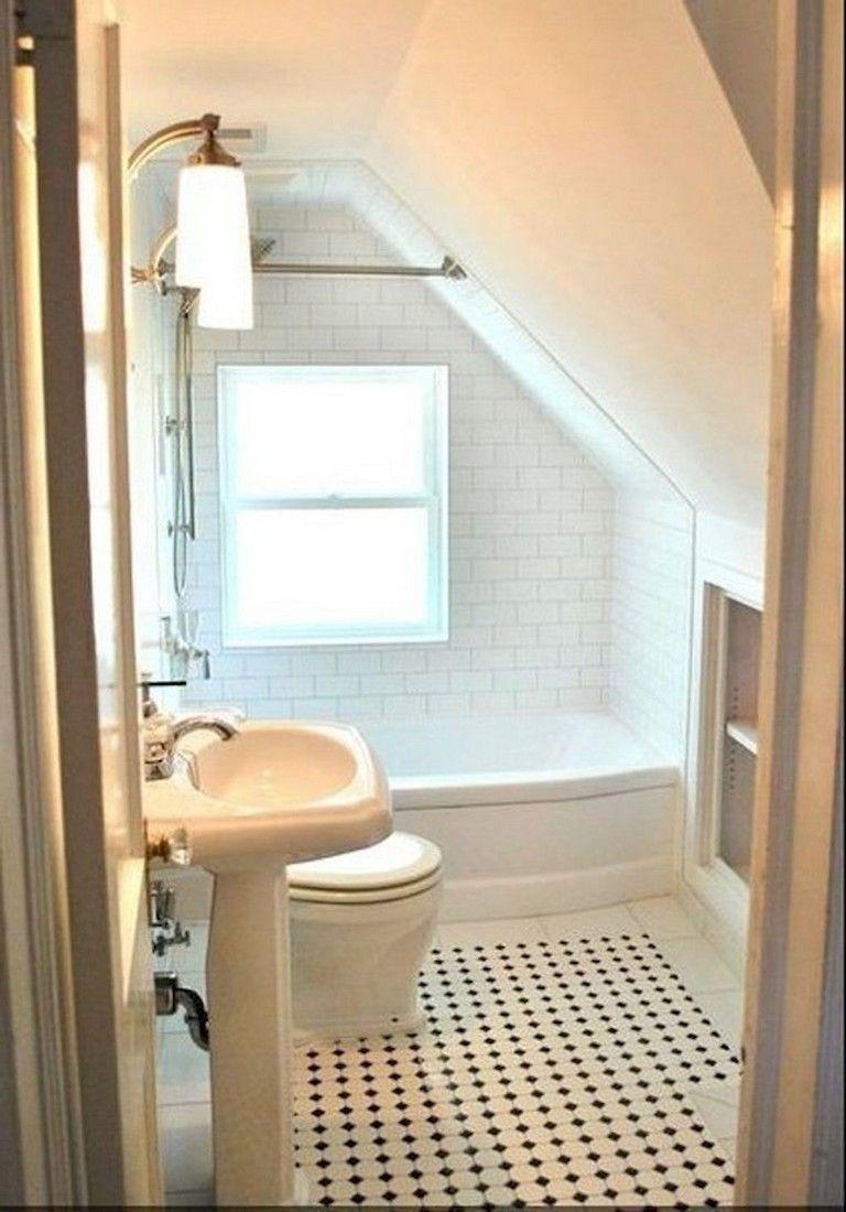35 Loft Bathroom Makeover Ideas On A Budget Loft Bathroom