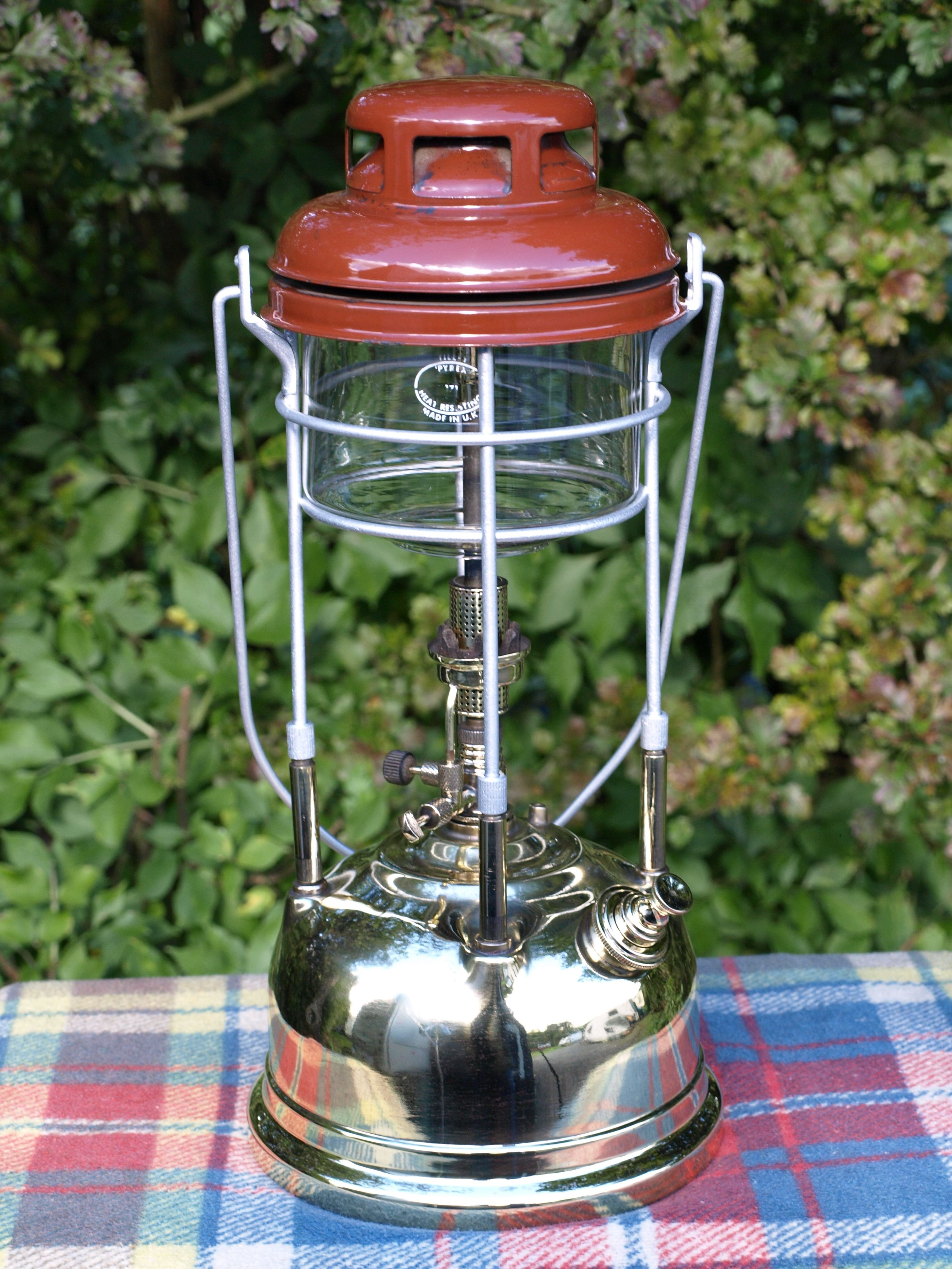 Tilley Lamp Railway Br Old Lanterns Lantern Oil Lamps Mantle