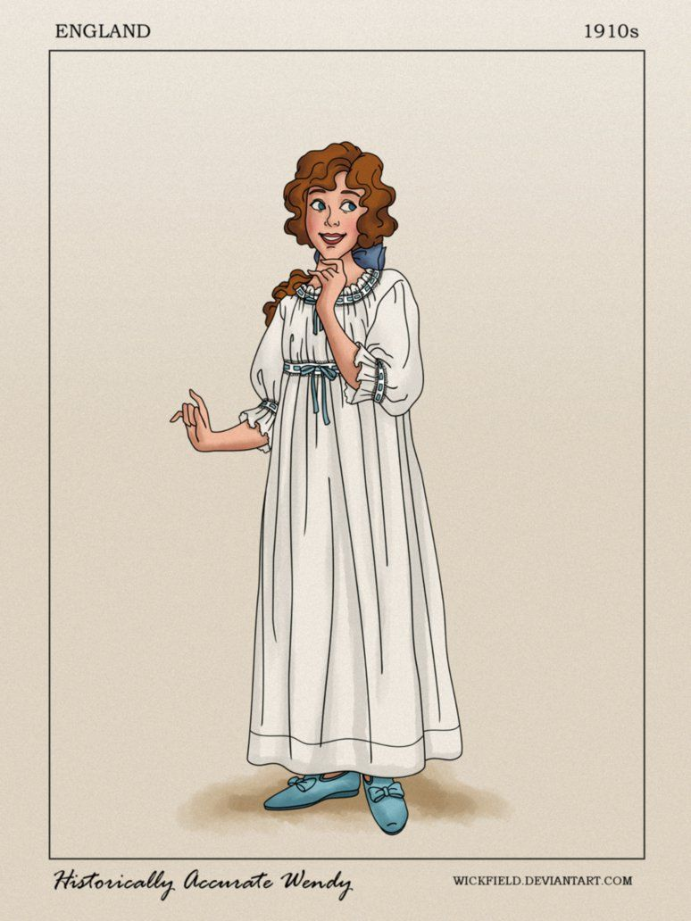 Historically Accurate Wendy by Wickfield on DeviantArt
